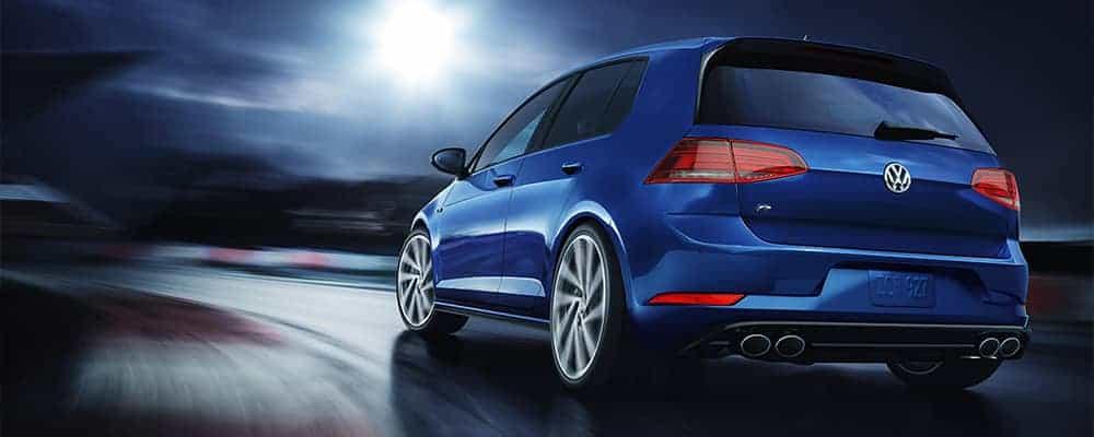 Volkswagen Golf background banner image