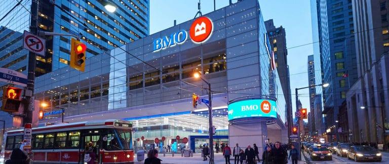 BMO head office - marketing and branding