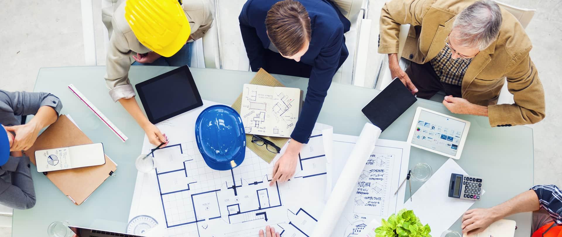 project management marketing banner