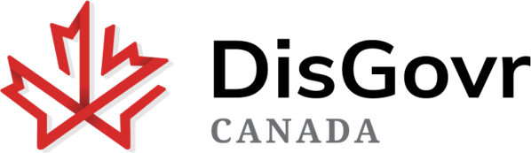 DisGovr Canada Logo