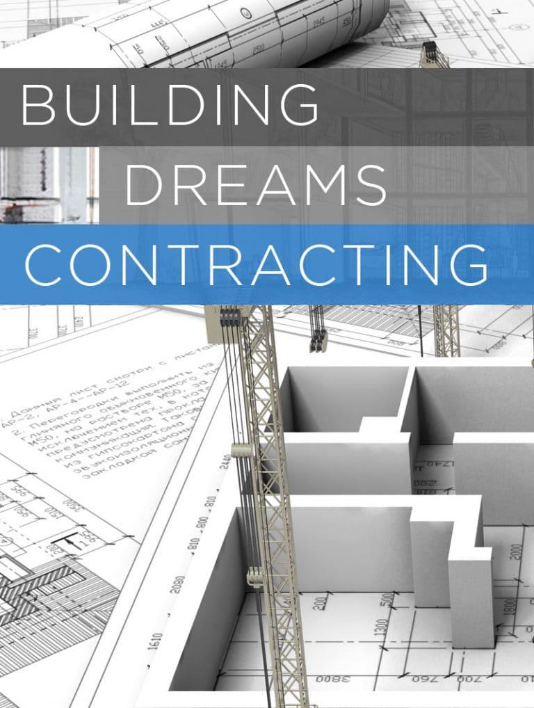 building dreams contracting - Hamilton