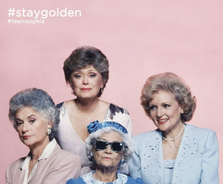 golden girls photo