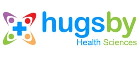 Brand logo hugsby health science
