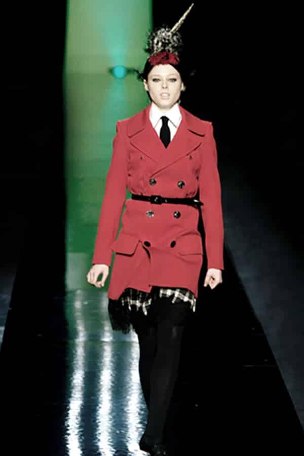jean-paul gaultier - photoshoot - fashion week