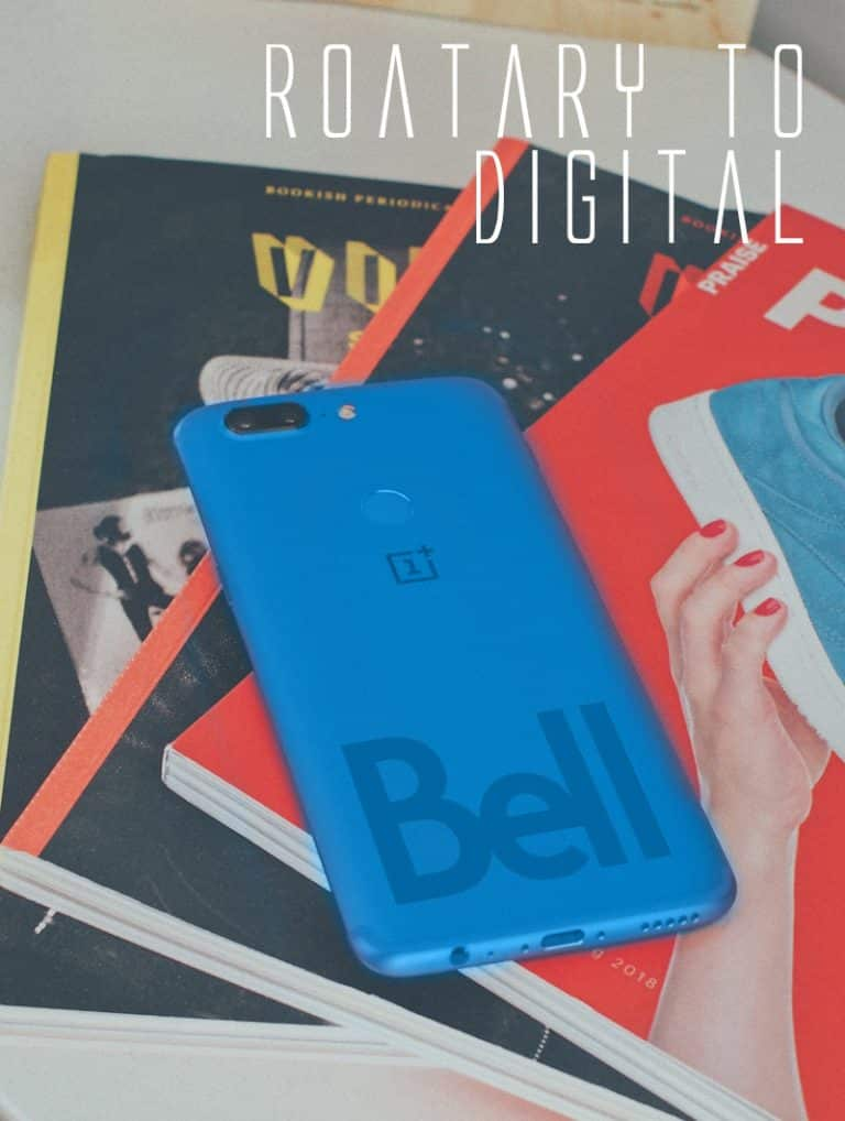 Accessible web design, branding, and digital marketing for Bell Canada