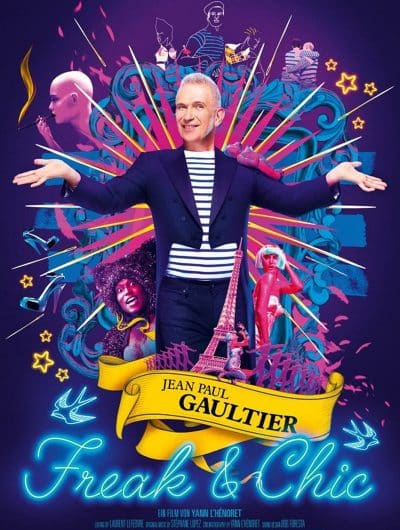 jean-paul gaultier - photoshoot - life works exhibition