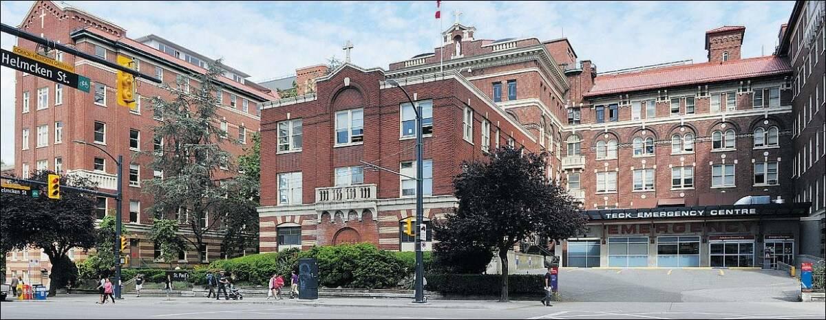 St Paul Hospital Vancouver