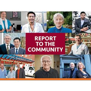 St Paul's Hospital strategic plan report to the community