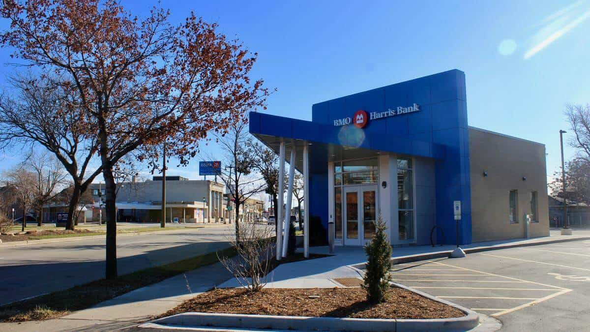 BMO branch imagery