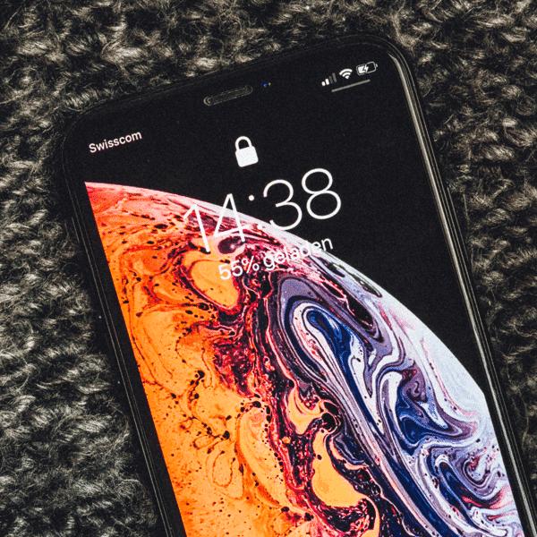 Mobile phone UX design