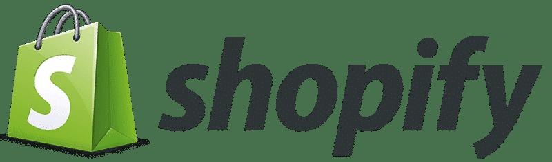 shopify logo for web development