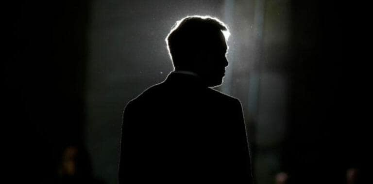 Silhouette background image