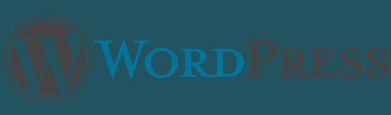 wordpress web design logo